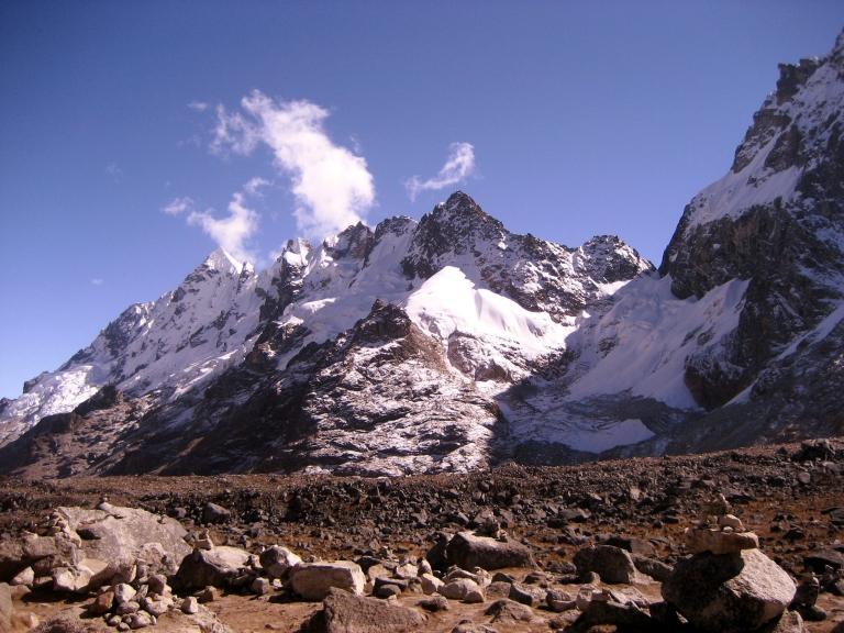 Apacheta Pass