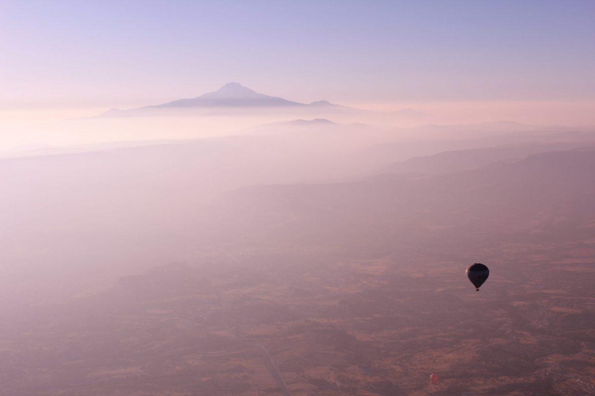 Mt. Erciyes