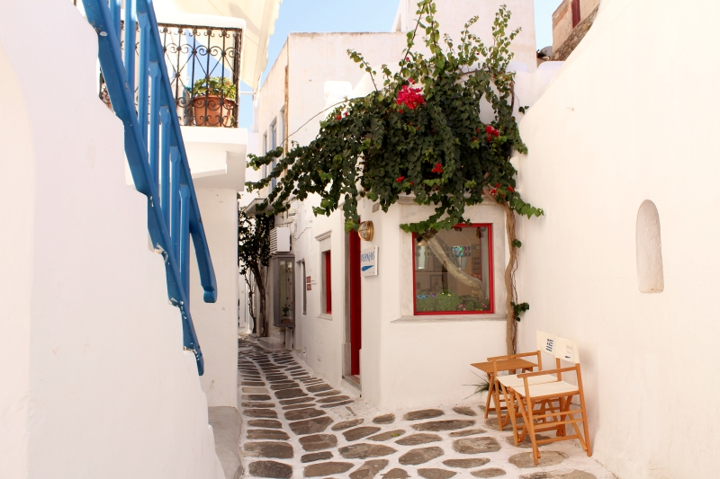 Spend at least one afternoon exploring the town's narrow and beautiful lanes.