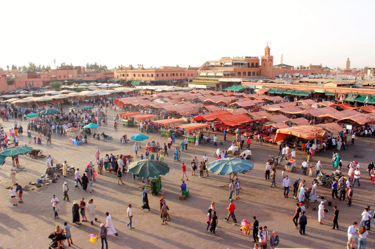 Marrakech Morocco